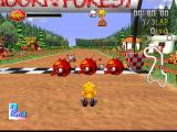 Chocobo Racing PlayStation Bomb countdown