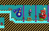 Commander Keen 5: The Armageddon Machine DOS The big, bad Robo Red (EGA)