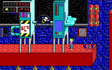 Commander Keen 5: The Armageddon Machine DOS Keen with master Shikidi and Quantim Explosion Dynamo (EGA)