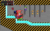 Commander Keen 5: The Armageddon Machine DOS Keen hangs on for dear life (EGA)