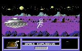 Star Paws Commodore 64 Starting out, the space ship drops helpful objects