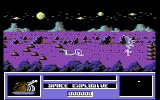 Star Paws Commodore 64 Jumped way too early