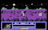 Star Paws Commodore 64 Using an anti gravity pad to increase speed and fly over obstacles
