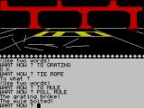Arrow of Death Part II ZX Spectrum Didn't even need a carrot