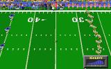 Joe Montana Football DOS Starting Kickoff (VGA)