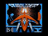 Starglider Apple II Title screen