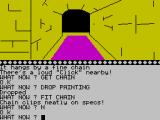 The Wizard of Akyrz ZX Spectrum Chained