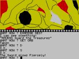 The Wizard of Akyrz ZX Spectrum Fierce is good