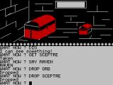 The Wizard of Akyrz ZX Spectrum This room is used to store treasure