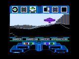 Koronis Rift Apple II Look out, guardian saucer attacks!
