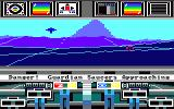 Koronis Rift Amstrad CPC Watch out for enemy saucers!