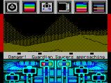Koronis Rift ZX Spectrum Exploring