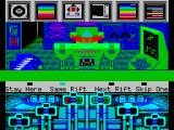 Koronis Rift ZX Spectrum On board your ship