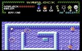 Warlock: The Avenger Commodore 64 Starting position