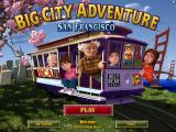 Big City Adventure: San Francisco Windows Main menu