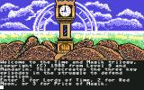 Time and Magik: The Trilogy Commodore 64 Chapter selection (disk)