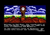 Time and Magik: The Trilogy Amstrad CPC I selected Red Moon