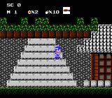 Ninja Kid NES A teaser of a level from the intro