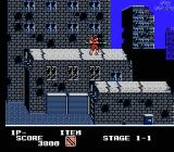Ninja Crusaders NES This is the bo staff; short range but quite powerful