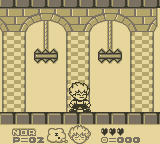 Kid Dracula Game Boy Level 1-1