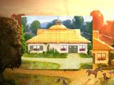 Pet Vet 3D: Animal Hospital Windows The same building after repairs and rebuilding