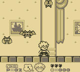 Kid Dracula Game Boy Level 1-3