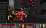 DOOM DOS Reloading the shotgun