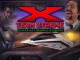 Team Xtreme: Operation Weather Disaster Windows 3.x Title screen