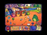 Huggly Saves the Turtles: Thinking Adventures Windows This pair will only move after they have all the rhyming objects