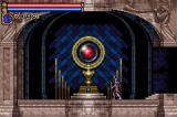 Castlevania: Circle of the Moon Game Boy Advance Save Room