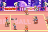 Super Dodge Ball Advance Game Boy Advance Angel Ascending- Defeated Opponent