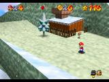 Super Mario 64 Nintendo 64 Cool-Cool Mountain