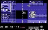 M.A.C.H. - Maneuverable Armed Computer Humans Commodore 64 Facing the mothership on the first planet