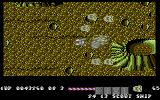 M.A.C.H. - Maneuverable Armed Computer Humans Commodore 64 Lots of scout ships are attacking