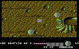 M.A.C.H. - Maneuverable Armed Computer Humans Commodore 64 Carriers take several hits to be destroyed