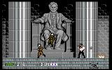 Sly Spy: Secret Agent Commodore 64 In front of the Lincoln Memorial