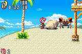 Sonic Advance Game Boy Advance Amy In Action