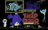 The Trap Door Commodore 64 Title screen