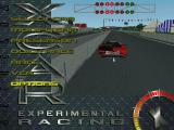 XCar: Experimental Racing DOS Demo looping in main menu.