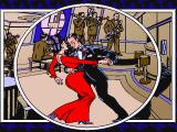 The Case of the Cautious Condor DOS Nymphomaniac Madame Petrovka and womanizer Hernando Cabrón dancing the tango