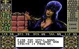 Elvira Commodore 64 Your task