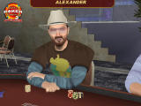 World Poker Championship 2: Final Table Showdown Windows Introducing players.