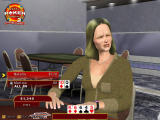 World Poker Championship 2: Final Table Showdown Windows She is going to fold.