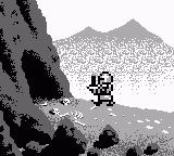 Ultima: Runes of Virtue Game Boy Entering a Cave