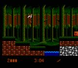 Bram Stoker's Dracula NES Hopping through the forest