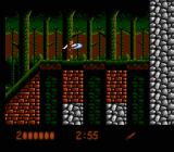 Bram Stoker's Dracula NES Slashing with your blade