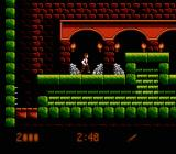 Bram Stoker's Dracula NES Another level