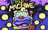 Arcade Fruit Machine Commodore 64 Title
