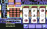 Arcade Fruit Machine Commodore 64 Game Over