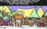Asterix and the Magic Carpet Commodore 64 Another part of the introduction